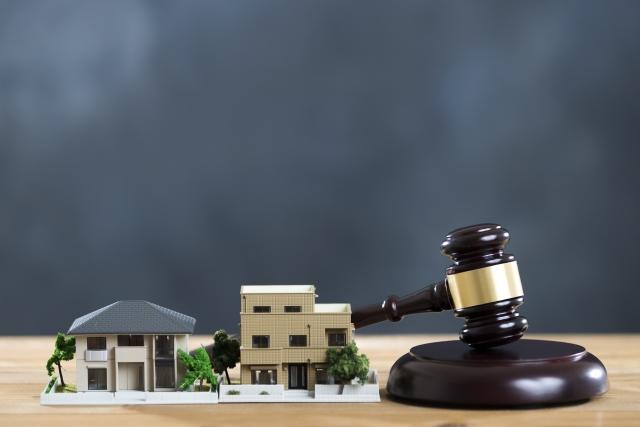 注文住宅の訴訟トラブル