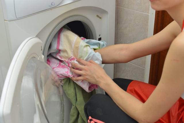 ベランダなしの注文住宅は乾燥機で洗濯