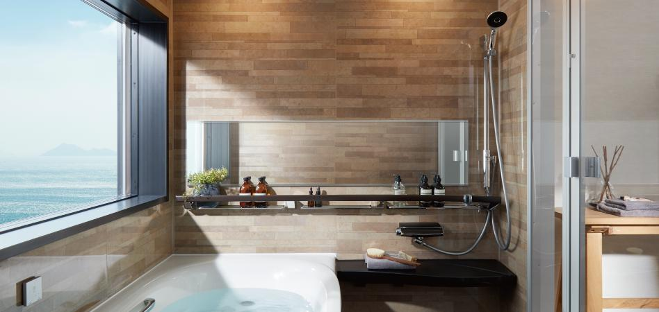 LIXILで注文住宅のお風呂を頼む