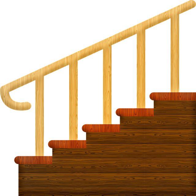 注文住宅の犬に配慮した階段