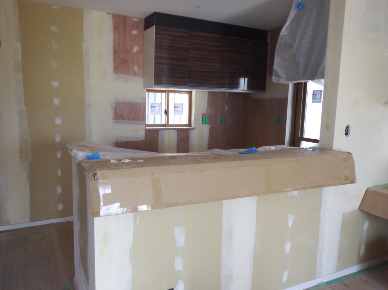 注文住宅のキッチン収納アイデア