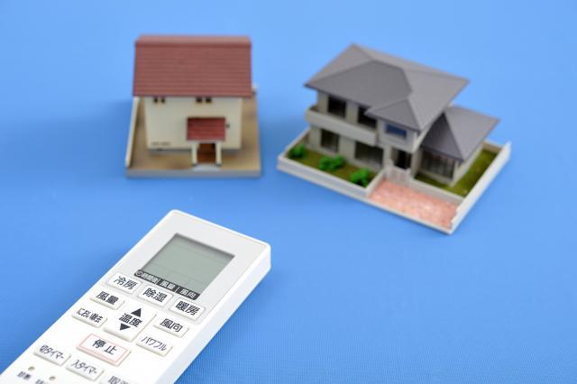 注文住宅のエアコン費用は高い