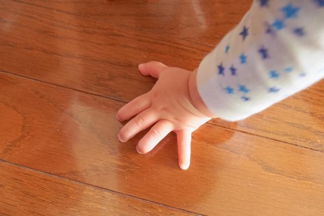 人気の床の色