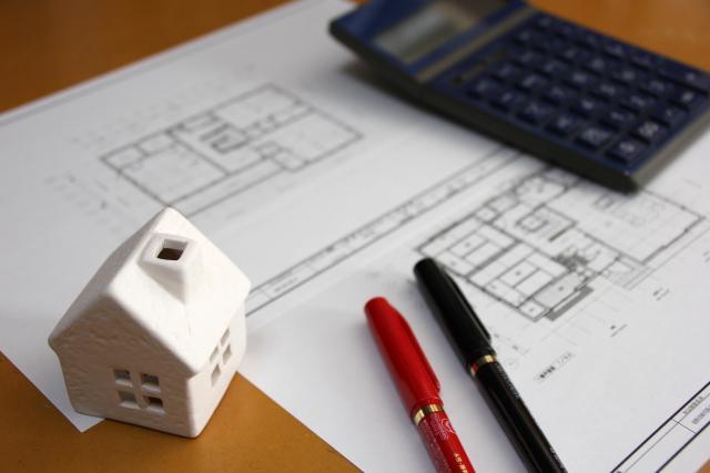 注文住宅を自然素材で作る時の設計図