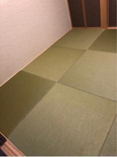 注文住宅の床を和紙畳へ