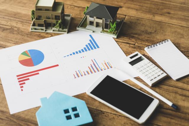 注文住宅の住宅ローンの金利