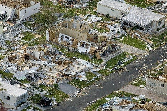 自然災害リスクが高い